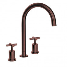 Keukenkraan Lanesto Urban Brooklyn rond, Copper, 456,90 euro